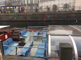 Canal ride around Copenhagen , 2T - February 2017