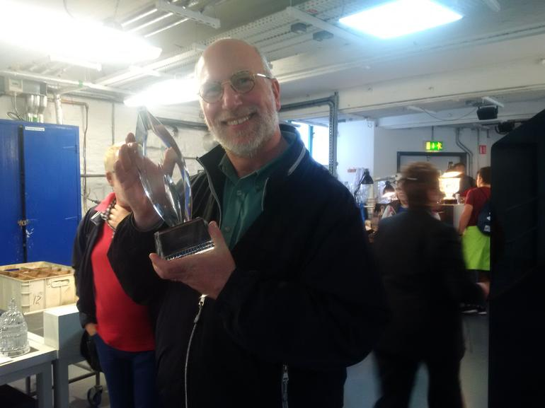Waterford Crystal and Kilkenny Rail Tour from Dublin