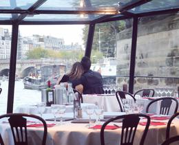 Seine River Cruise , Asma K - October 2017