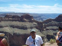 at eagle point grand canyon west rim.we stayed at alex hotel lasvegas. , fito - January 2018