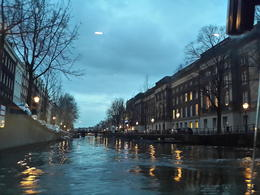 This canal tour in the evening right after the day city tour was wonderful. , Sangeeta K - April 2014