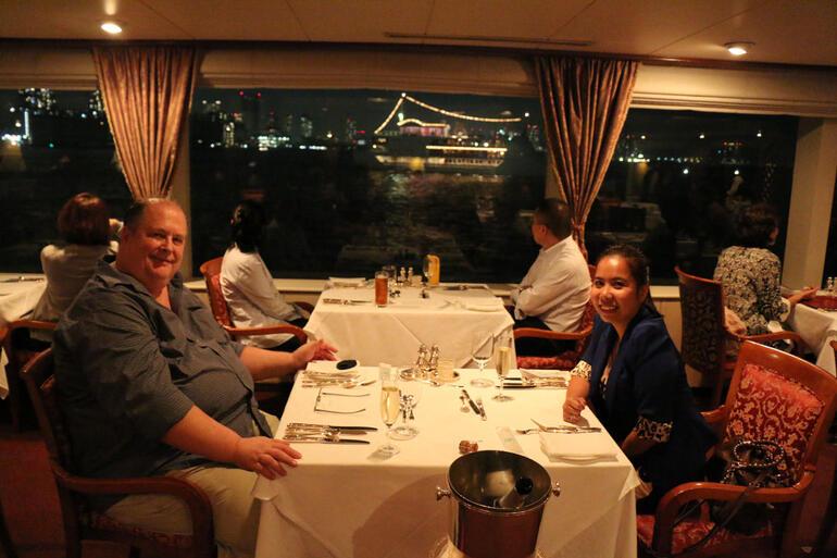 At Dinner - Tokyo
