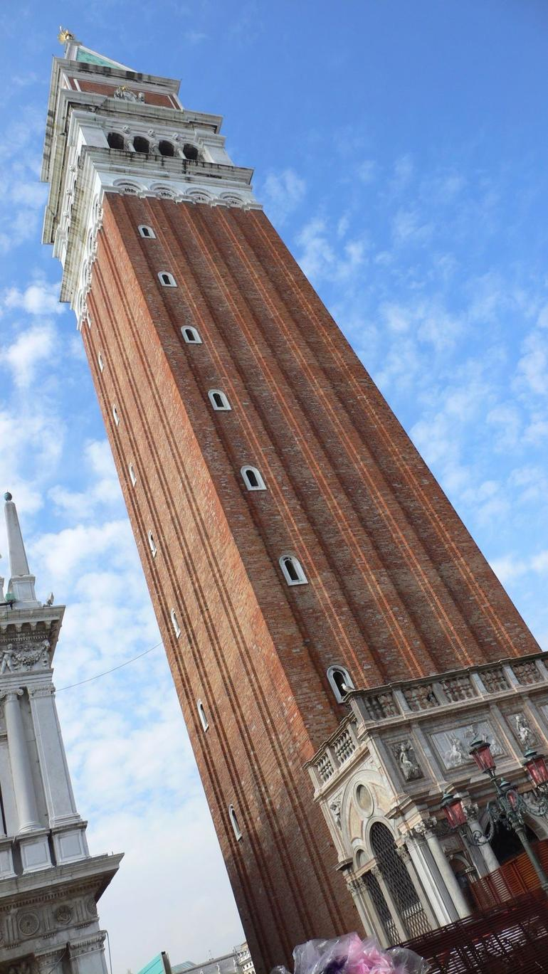 Big Tall Thing - The Bell Tower - Venice