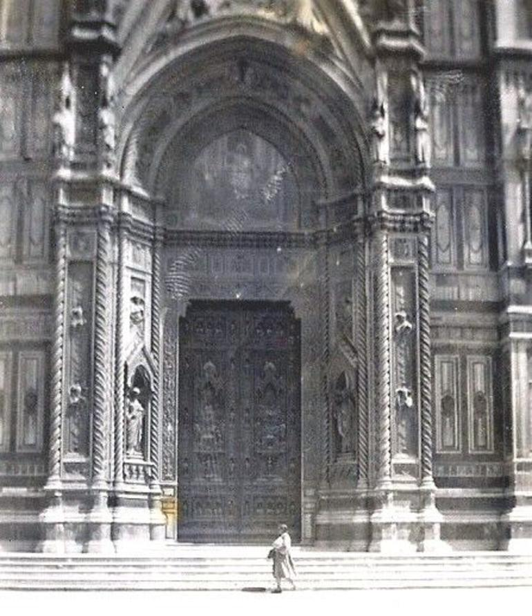 Cathedral Doors Florence 19450001 - Florence