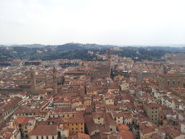 City from top of duomo , Susan H - August 2015