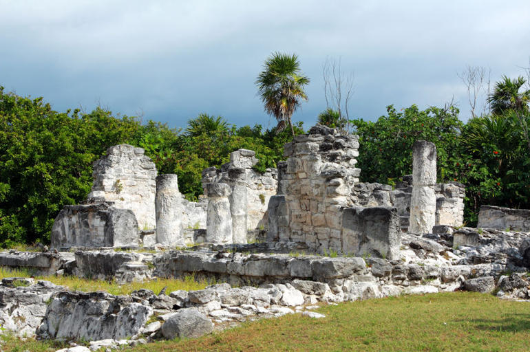 El Rey Ruins in Cancun - Cancun