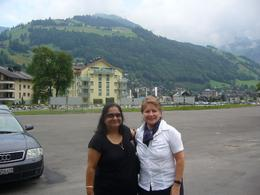 That's our experienced, informative, energetic, and knowledgeable guide, SUREKHA S - July 2009