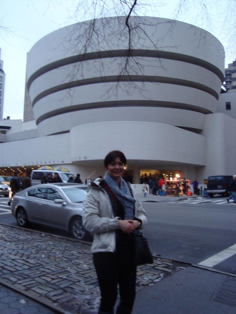 Guggenheim - New York City