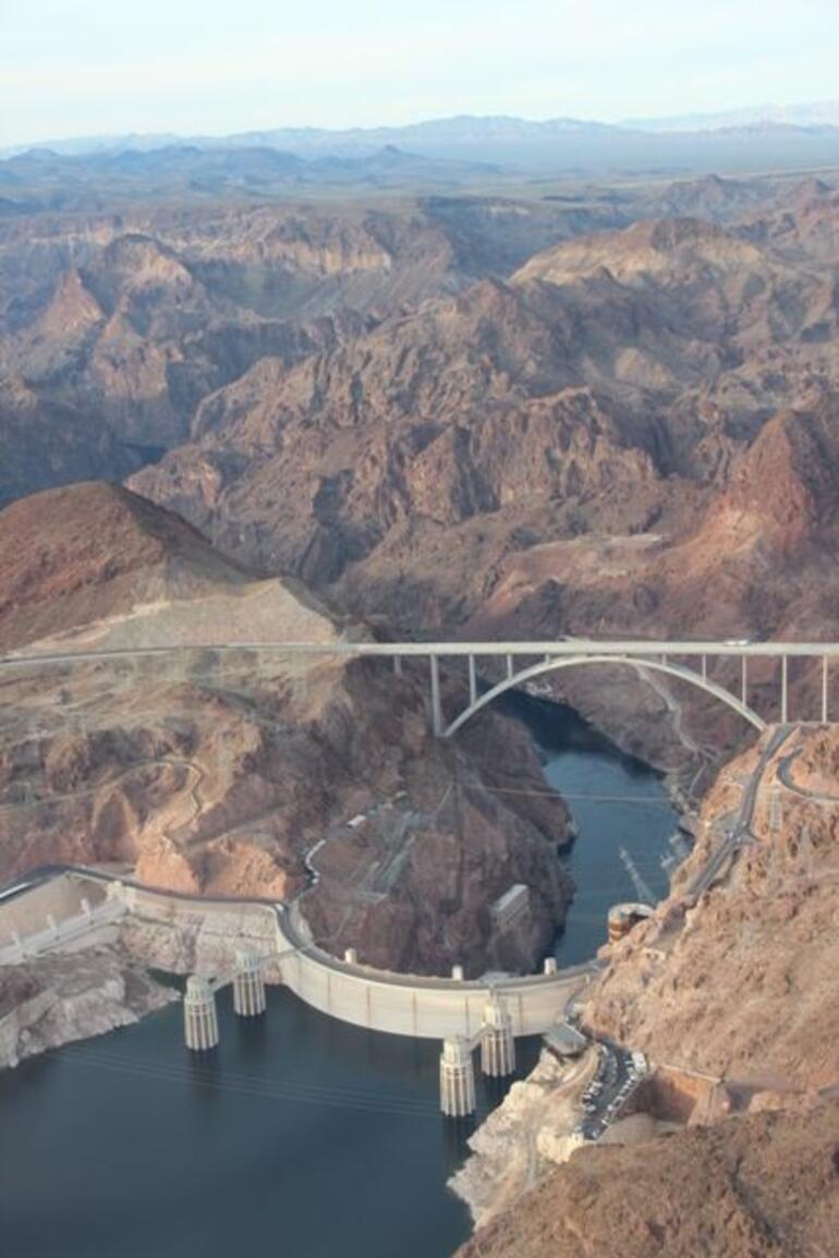 Hoover Damm - Las Vegas