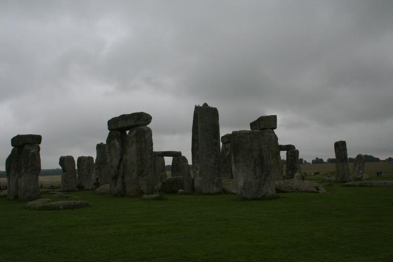 Impression of Stonehenge - London