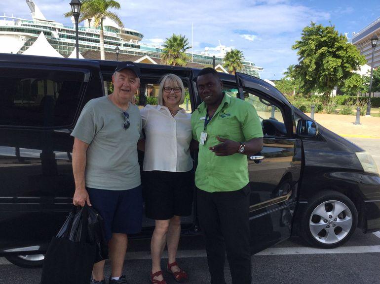Falmouth Shore Excursion: Private Montego Bay City Tour