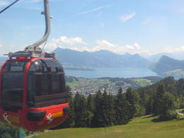 Splendid view of Lake Lucerne , Susan B - July 2015