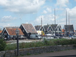 This was the last stop on the tour- Marken. , Rose E - July 2016