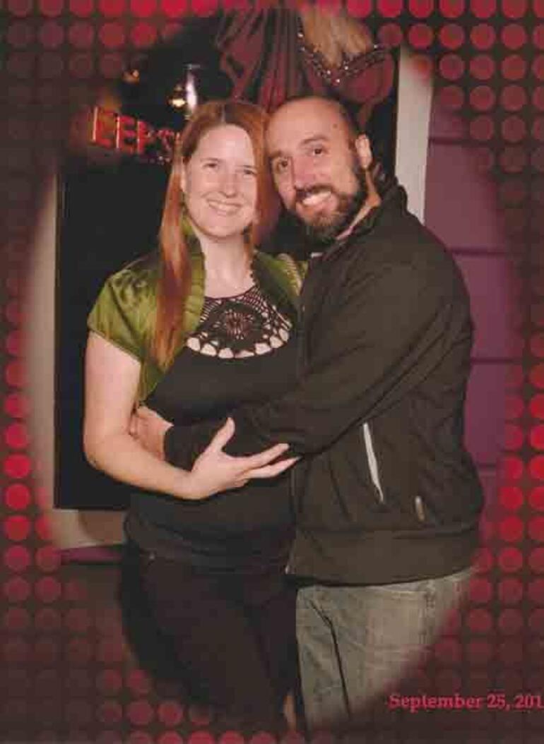 Melissa and Ian - Las Vegas