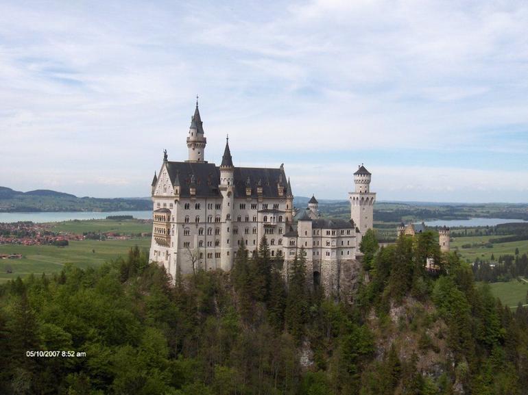 Neuschwanstein Castle - Munich
