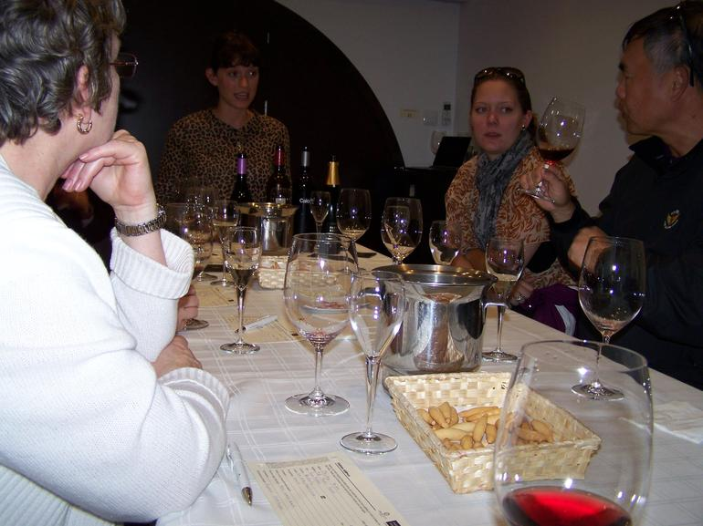 Pares Balta winery - Barcelona