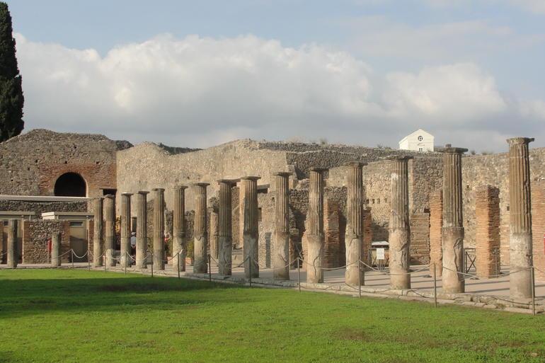 Pompeii 2013 - Rome