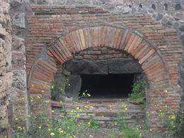 Brick oven - May 2010