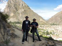 Ollantaytambo Incan sacred site - June 2011