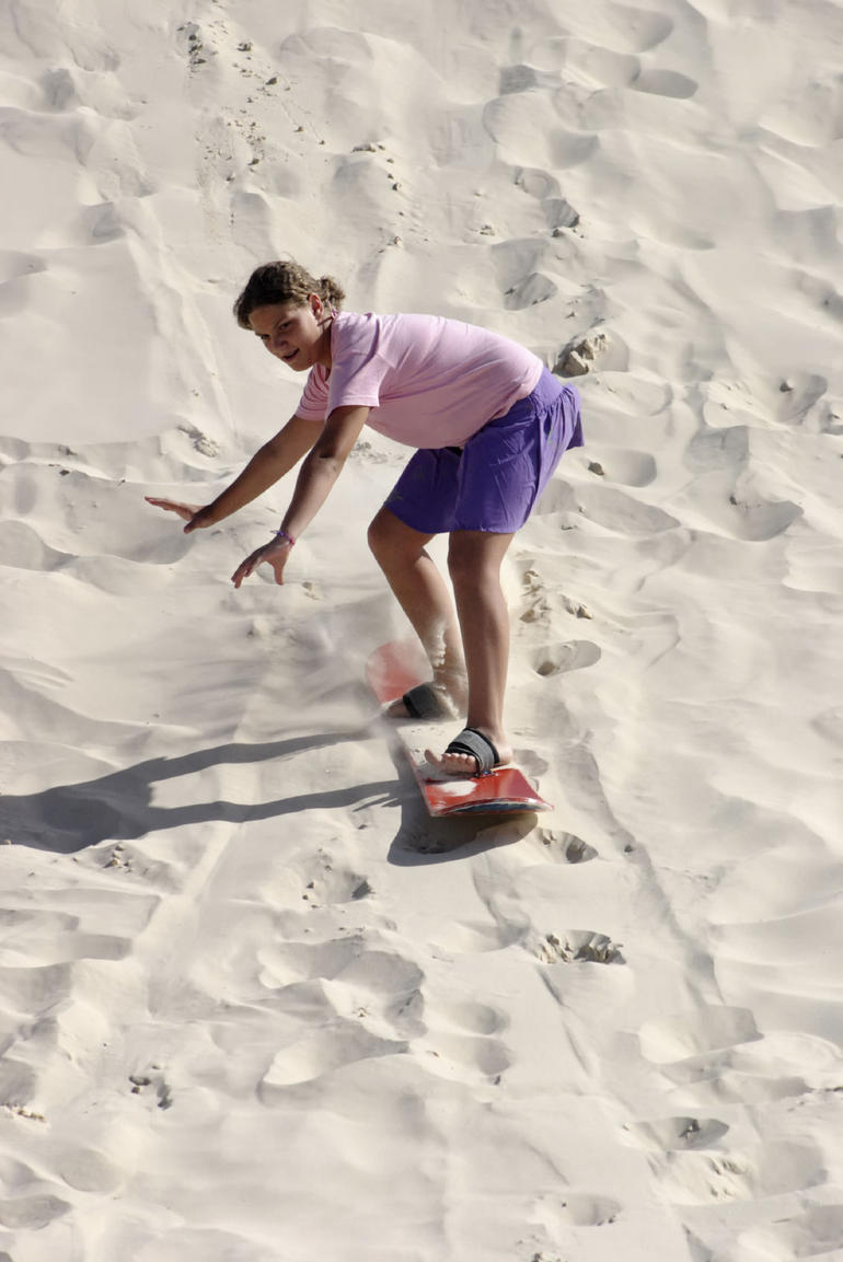 Sandboarding - Perth