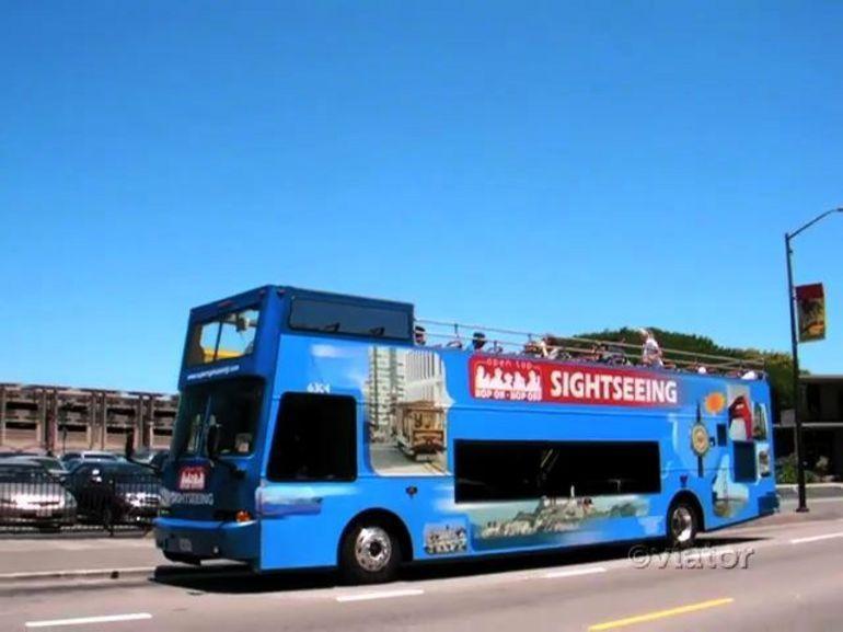 Sightseeing Bus - San Francisco