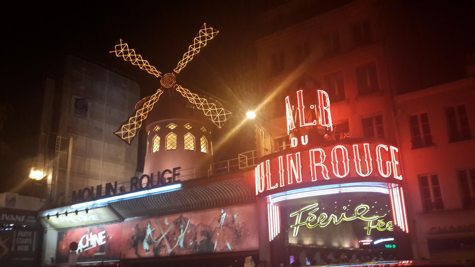MORE PHOTOS, Dinner and Show at the Moulin Rouge with Hotel Pickup