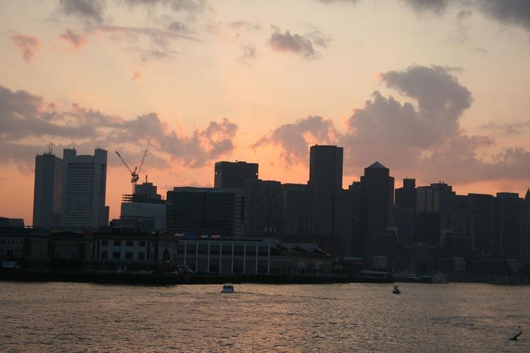 Skyline - Boston