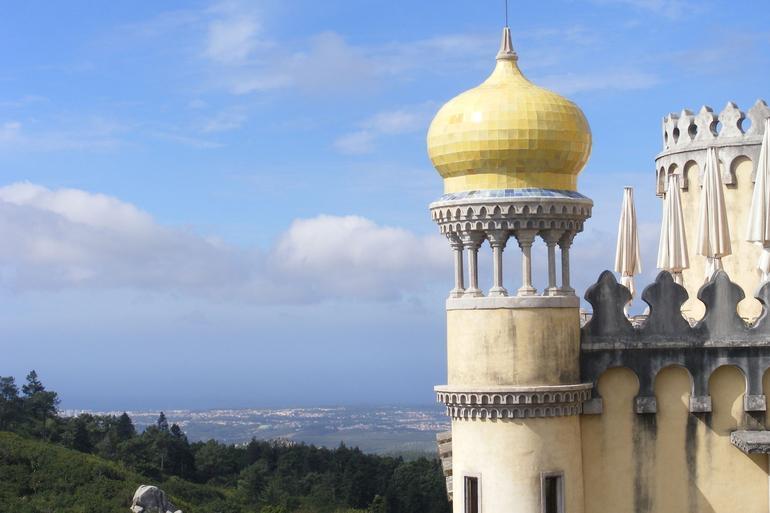 The castle - Lisbon