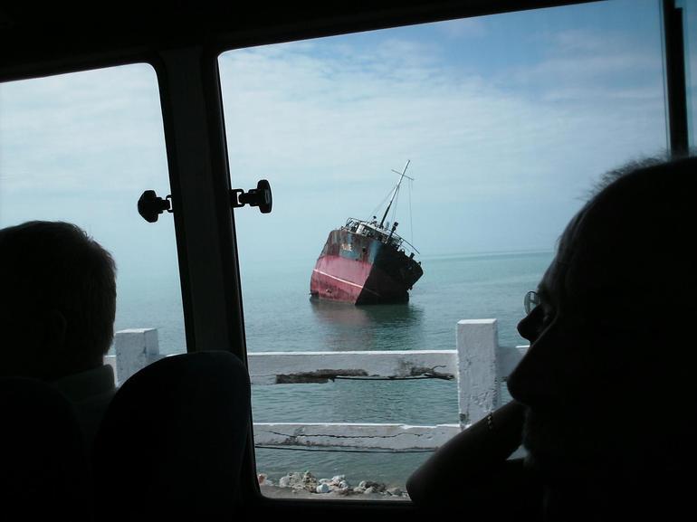Tour Boat - Negril
