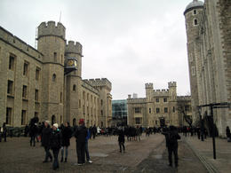 Inside the Tower of London , Donna S - January 2015