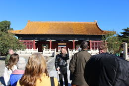Ming Tombs , Nicolas v - November 2016