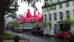 Walking tour of old Quebec City , Neil W - September 2017