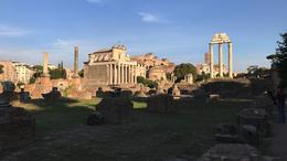 The Roman Forum , Gary L - October 2017