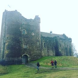 Doune Castle , Vanessa W - January 2018