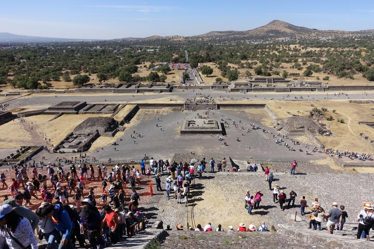 Teotihuacan Pyramids and Shrine of Guadalupe photo 10
