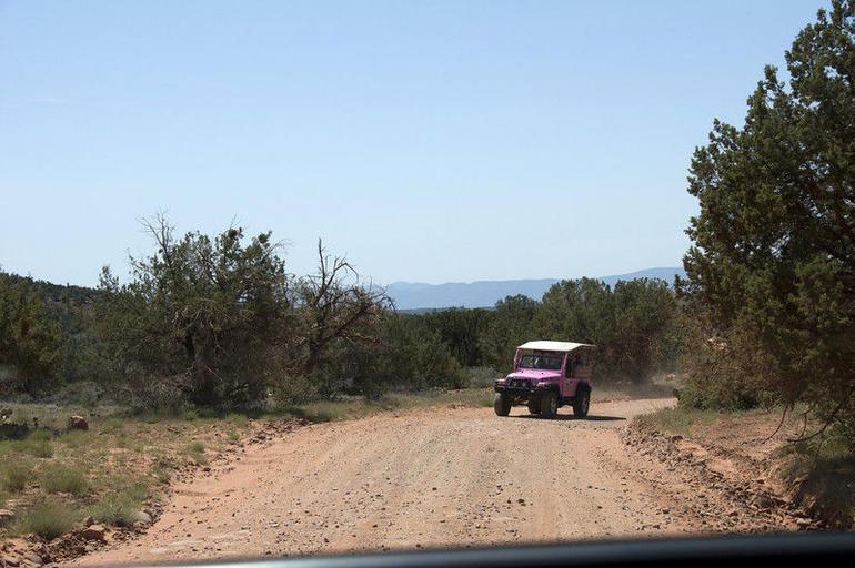 Ancient Ruin Jeep Tour - Sedona