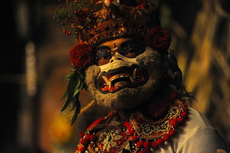 Bali Kecak Dance, Fire Dance and Sanghyang Dance Evening Tour - Bali