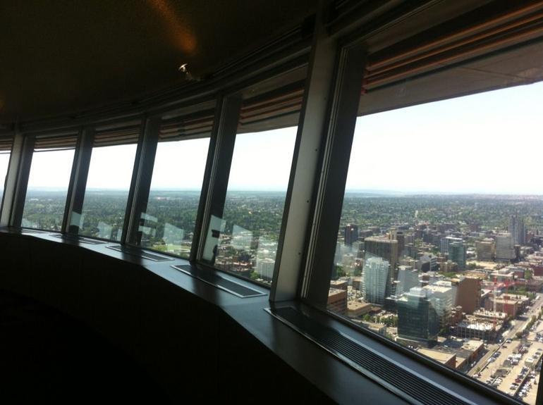 Calgary tower - Calgary