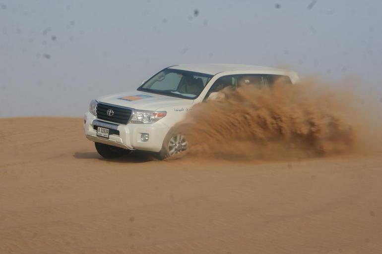 Dune Bashing - Dubai