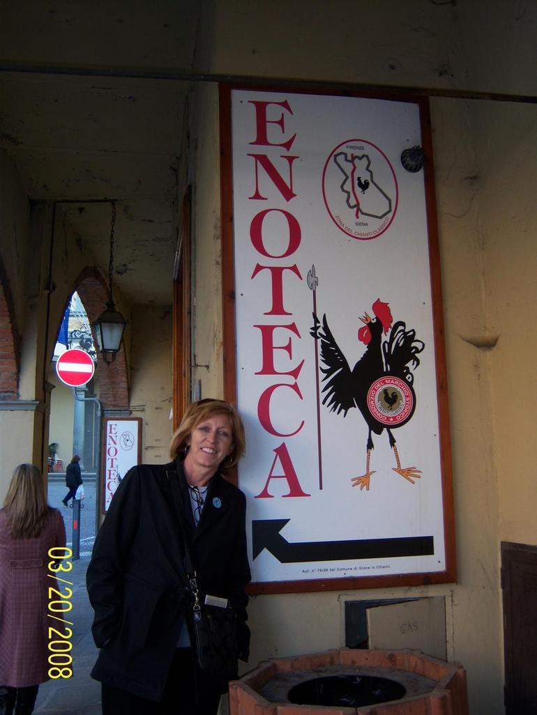 Enoteca - Florence