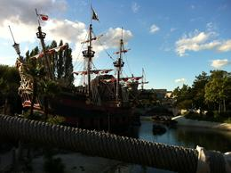 Pirate ship , Soumyo M - October 2012