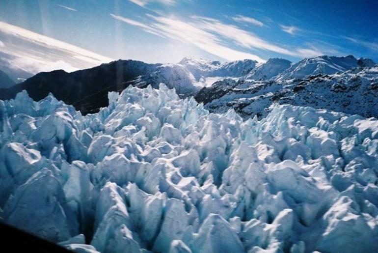 Helicopter Flight to Franz Josef Glacier - Franz Josef & Fox Glacier