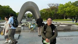 This is the highlight of all Hiroshima tours, seeing the A-Bomb Dome, the Heroshima Peace Park and the Museum , Catherine C - May 2015