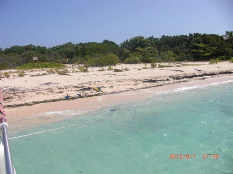 Icacos Island - San Juan