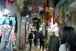 Jeruzalem Arab Quarter , Bartlomiej K - December 2015