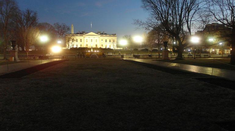 Lincoln's old home - Washington DC