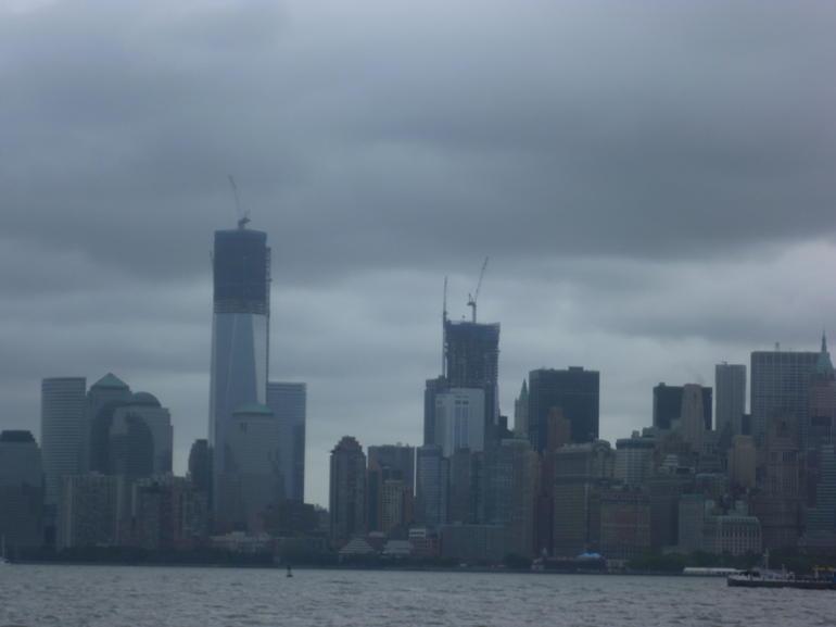 lower manhatten - New York City