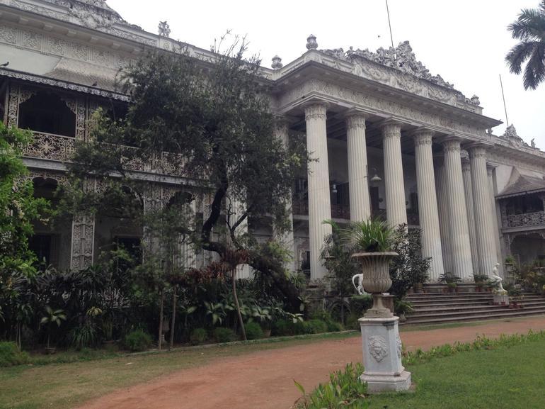 marble palace - Kolkata
