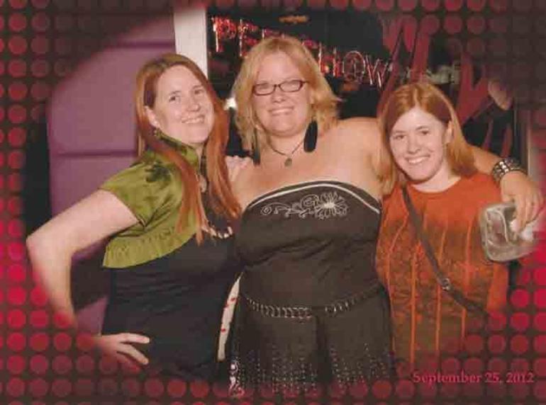Melissa, Lory and Mykie - Las Vegas