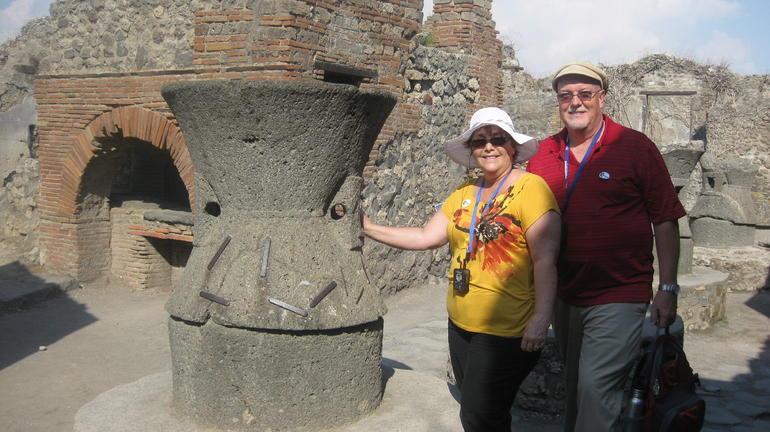 Napolipompeideb 056 - Rome